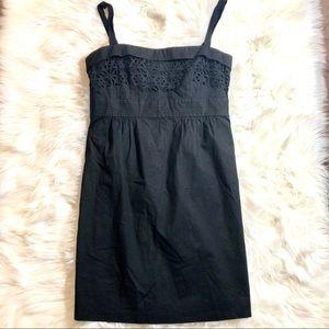 Catherine Malandrino Black Sleeveless Dress